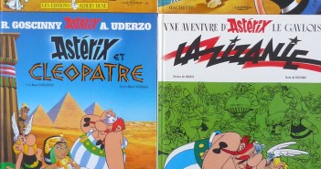 Asterix Books