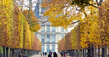 Autumn in France, Paris © French Moments