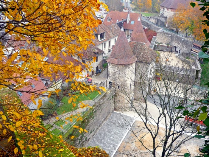Besançon in Autumn © French Moments