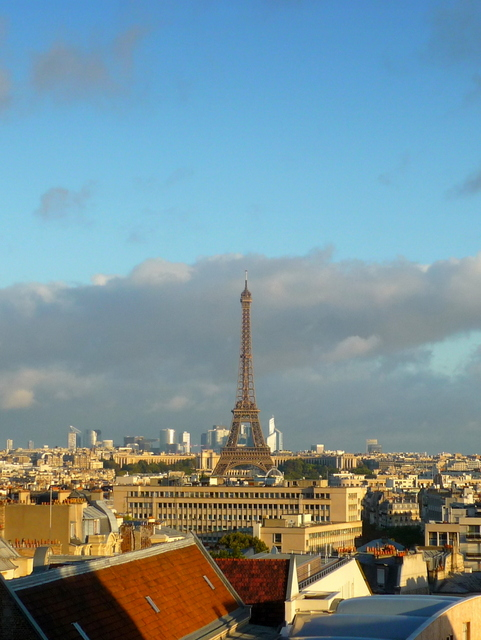 Eiffel Tower by day 05 © French Moments