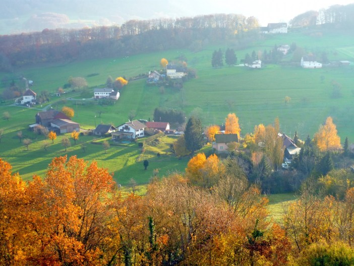 Southern Alsace in Autumn © French Moments
