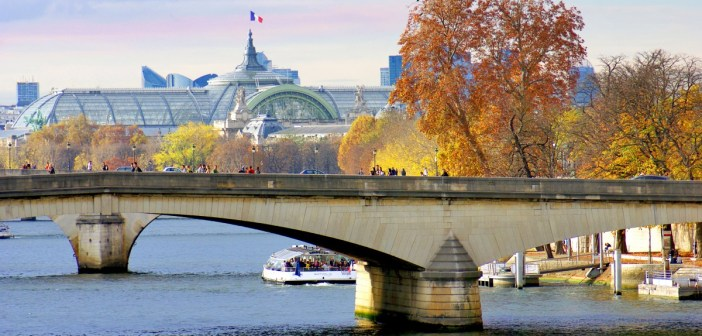 The Best Places to See along the Seine River