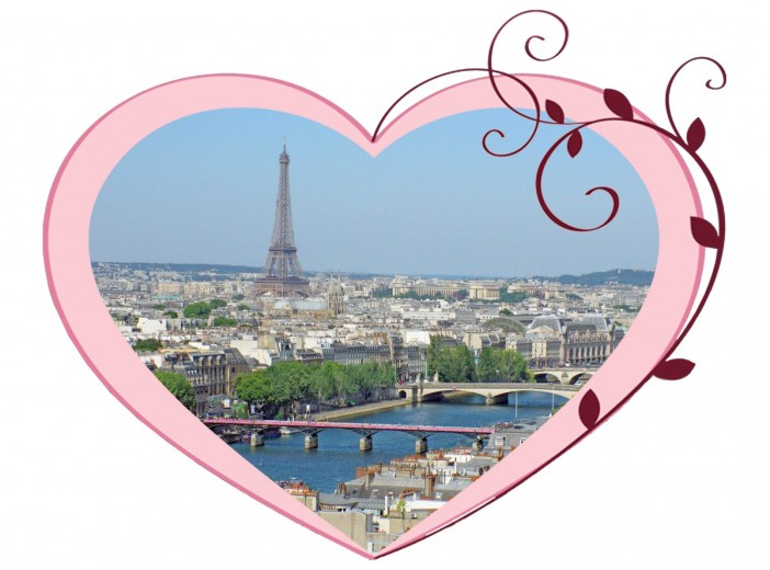 Paris Valentine's Day