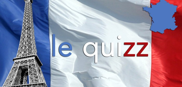 Quizz on France © French Moments