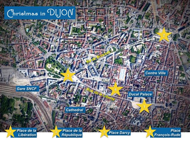 Christmas in Dijon Map LR