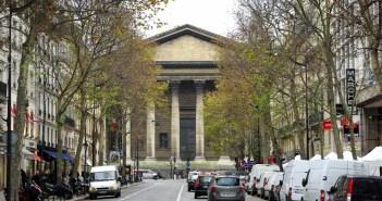 Madeleine Church © French Moments - Paris 2