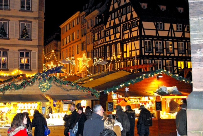 Most Beautiful Christmas Markets: Strasbourg © French Moments