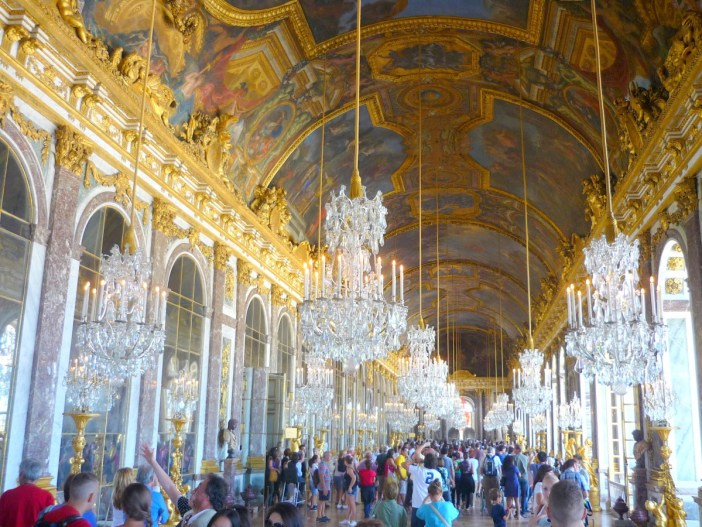 The Hall of Mirrors at Versailles © French Moments
