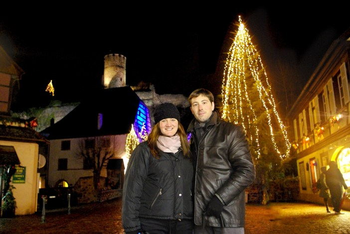 At the Kaysersberg Christmas market, Alsace © French Moments