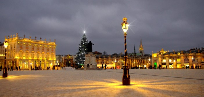 Christmas in Nancy: Place Stanislas © French Moments