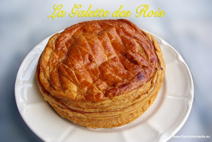 Today is  Epiphany: time for savouring a Galette des Rois © French Moments