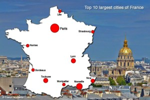 Carte-Top-10-largest-cities-of-France-copyright-French-Moments