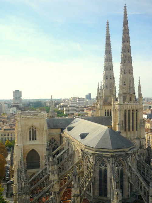 Bordeaux cathedral © French Moments
