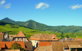 Top 10 things to see in Alsace: the Wine Route © French Moments