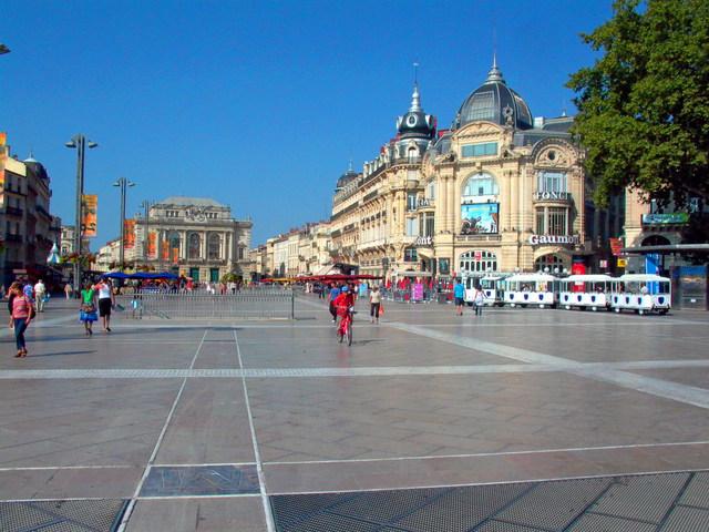Montpellier © Olivier Risnes