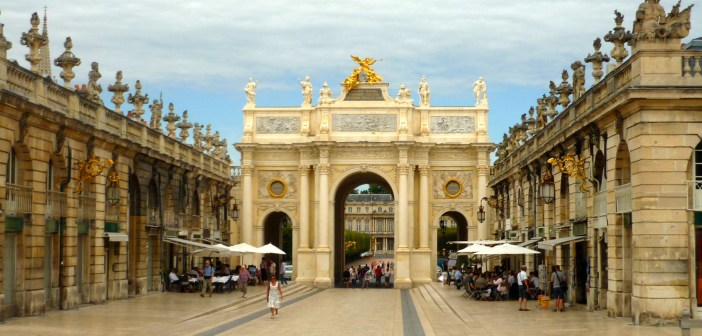 Place Stanislas Nancy 29 © French Moments