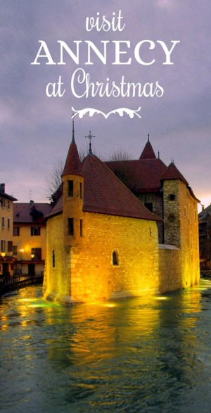 Christmas in Annecy © French Moments
