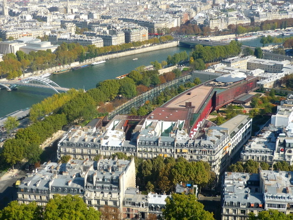 Quai Branly Paris French Moments