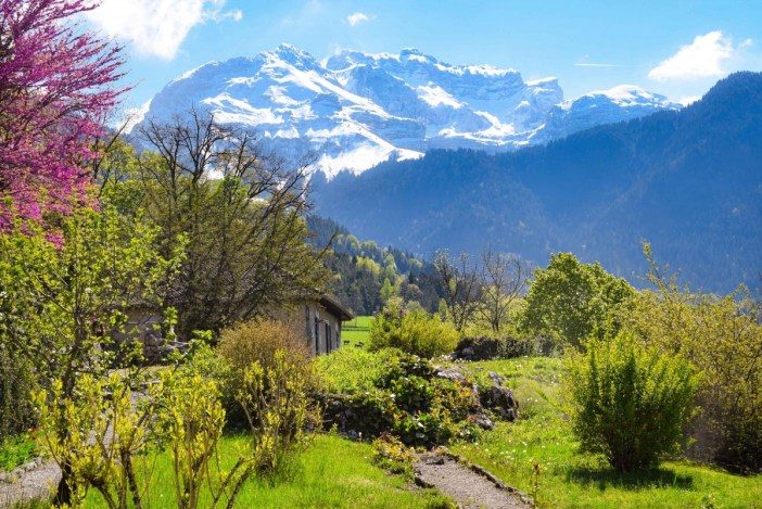 La Tournette in Spring © French Moments