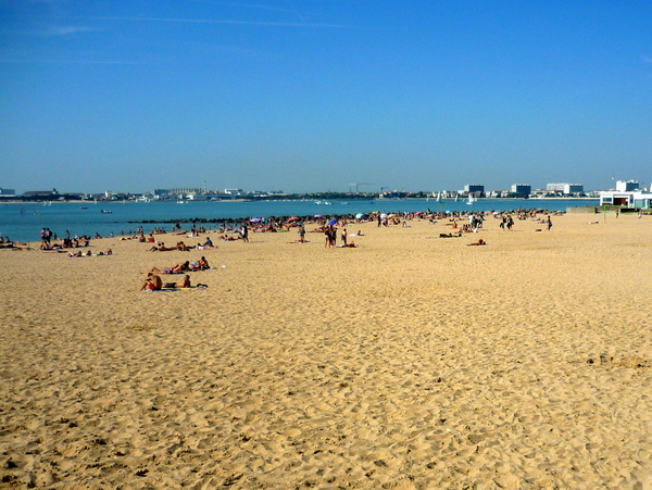 Plage des minimes La Rochelle © French Moments