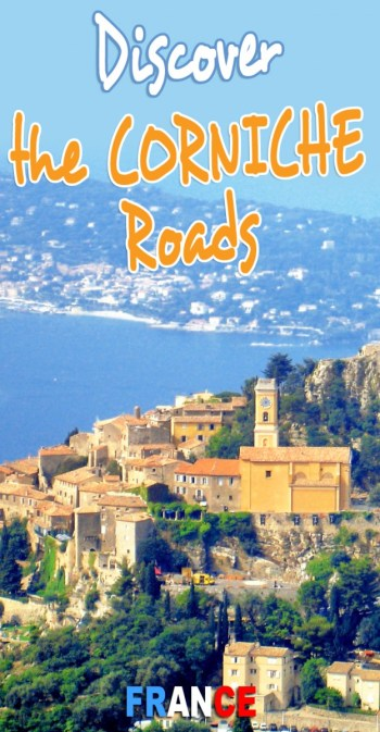 Discover the Corniche Roads of the French Riviera