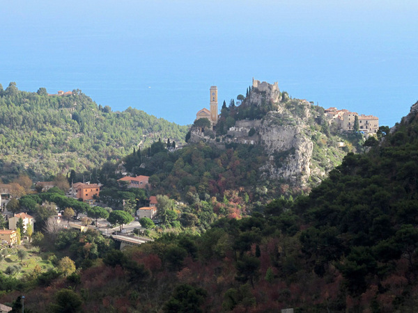 Eze © Gilbert Bochenek - licence [CC BY-SA 3.0] from Wikimedia Commons