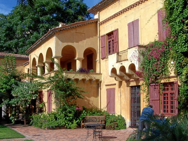 Menton, Val Rameh,Villa