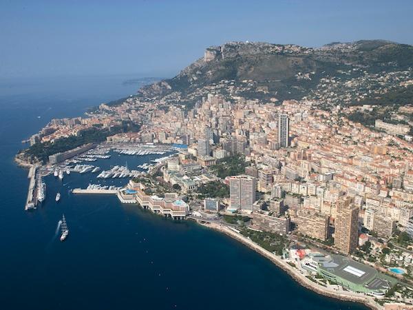 Monaco General View 1 © Monaco Press Centre Photos