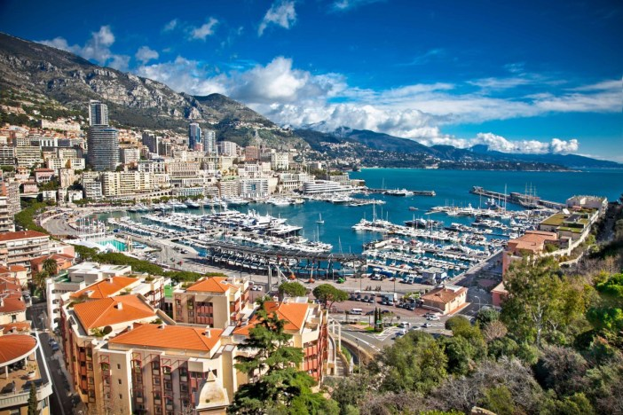 The principality of Monaco - Stock Photos from Aleksandar Todorovic - Shutterstock