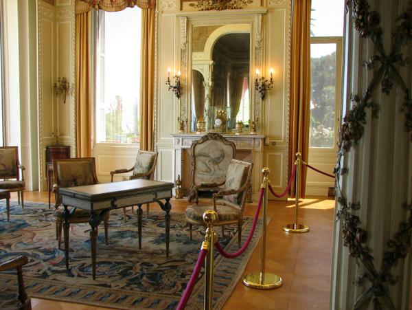 Villa Ephrussi de Rothschild © Hélène Grenier
