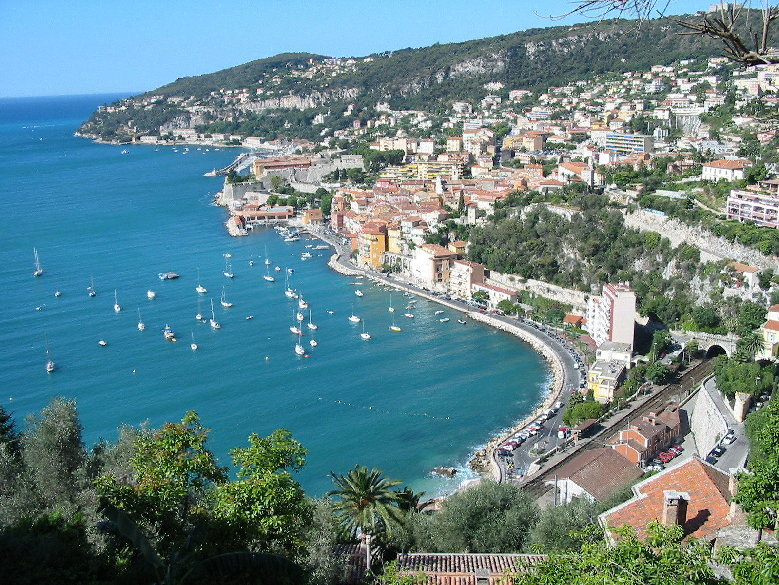 Secret De Grand Mere discover villefranche-sur-mer on the french riviera - french