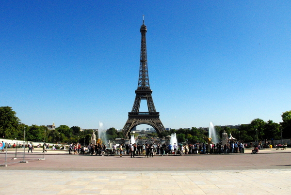 Trocadéro 05 © French Moments