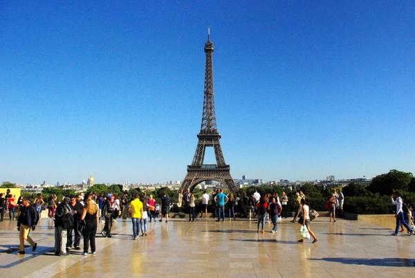 Trocadéro 21 © French Moments