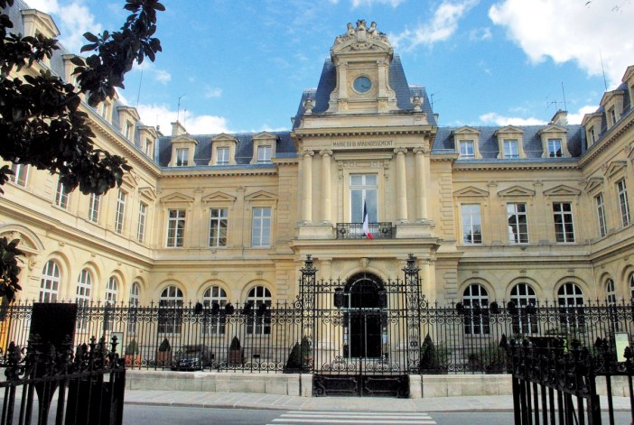 The Town-Hall of the 3rd arrondissement of Paris © French Moments