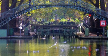 Canal Saint-Martin © French Moments