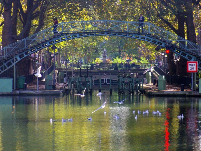 Canal Saint-Martin, 10th arrt © French Moments
