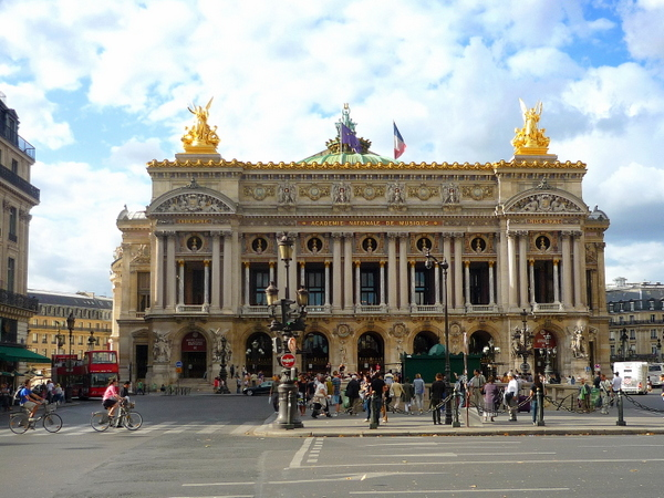 Opéra Garnier © French Moments