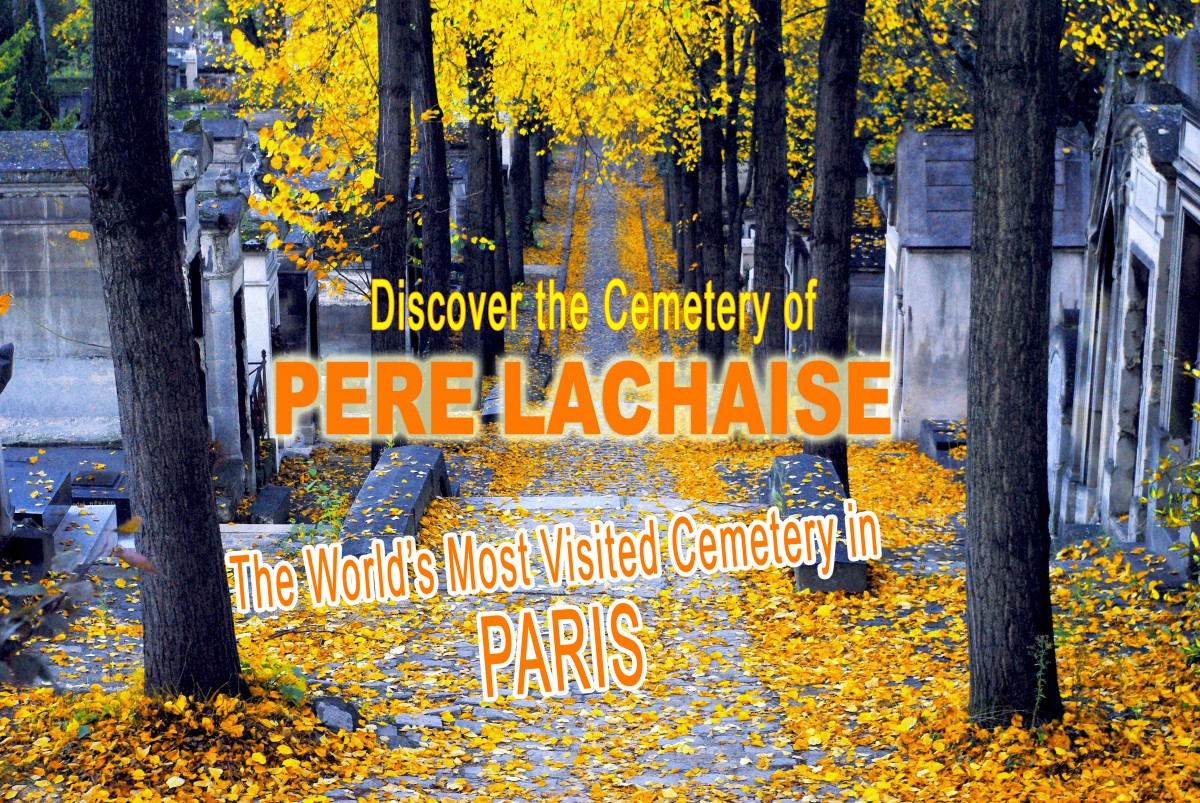 Discover the Pere Lachaise Cemetery in Paris - French Moments