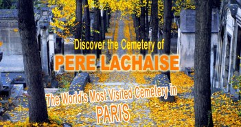 Pere Lachaise Cemetery Paris © French Moments