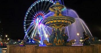 Ferris Wheel of Place de la Concorde © French Moments