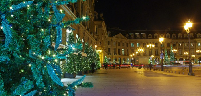Place Vendôme at Christmas 02 © French Moments