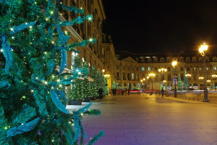 Christmas in Paris: Place Vendôme © French Moments