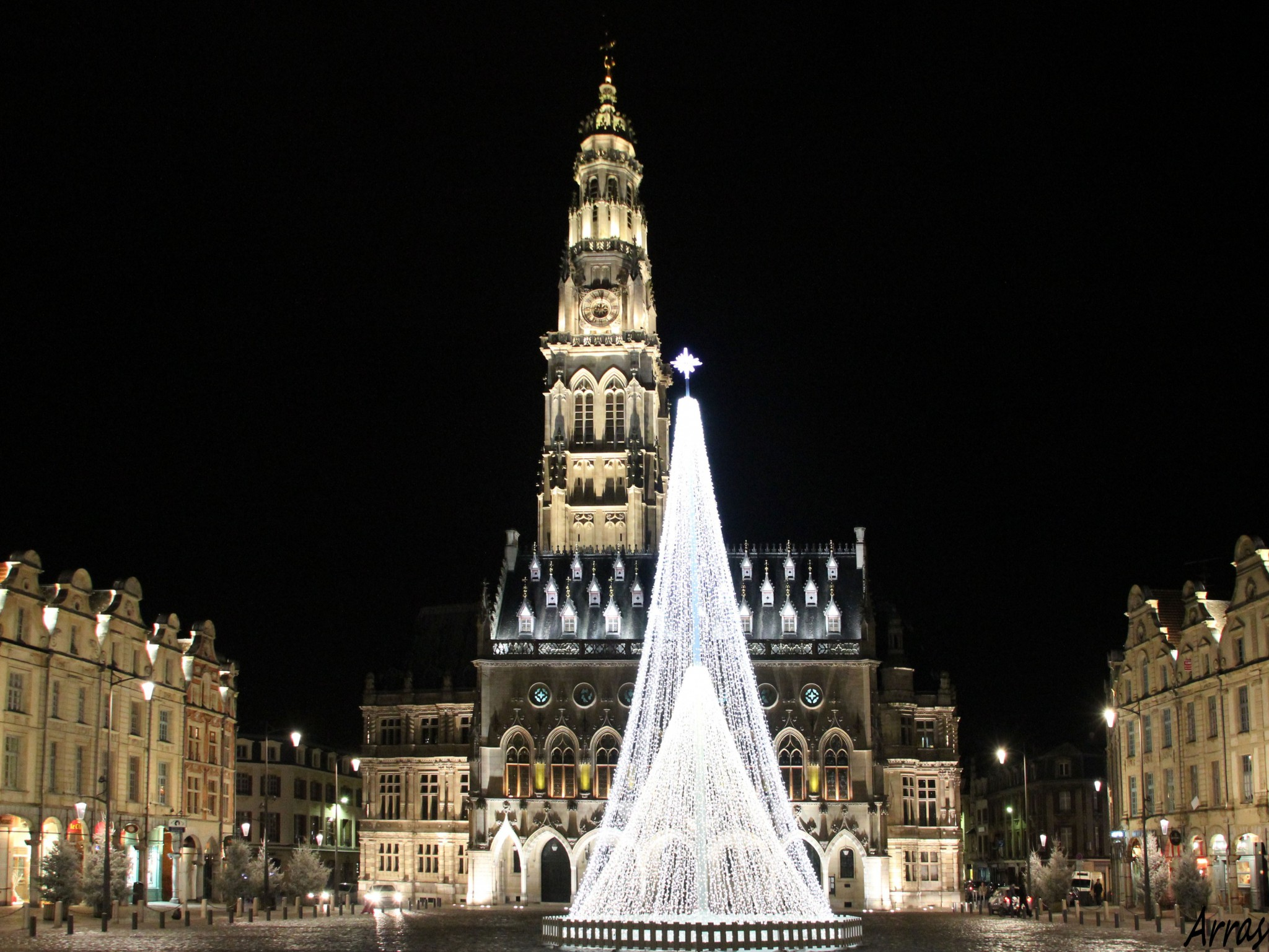 Arras Christmas Market - French Moments