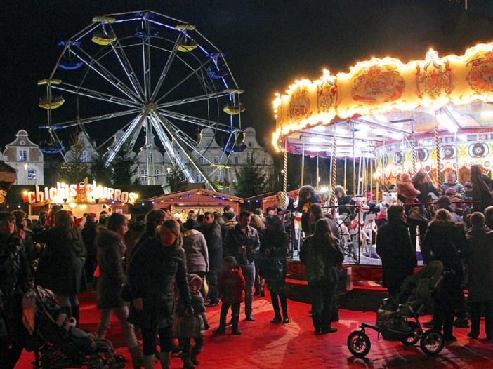 Arras Christmas market © Arras OT