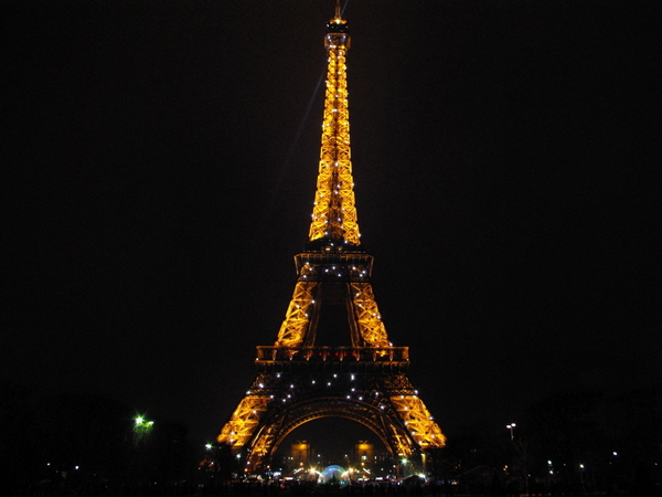Tour Eiffel Champ de Mars © French Moments