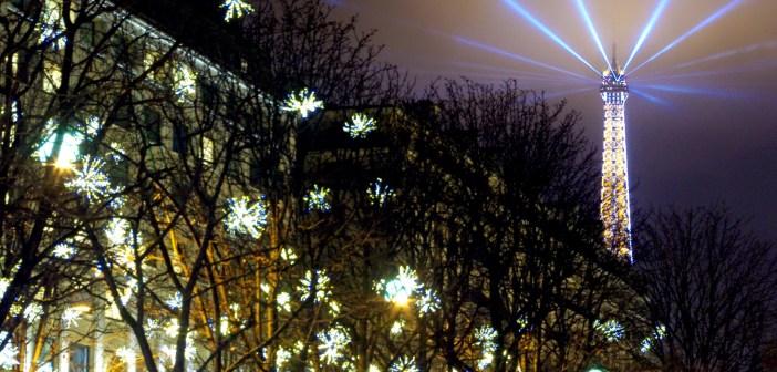Avenue Montaigne Christmas Paris © French Moments