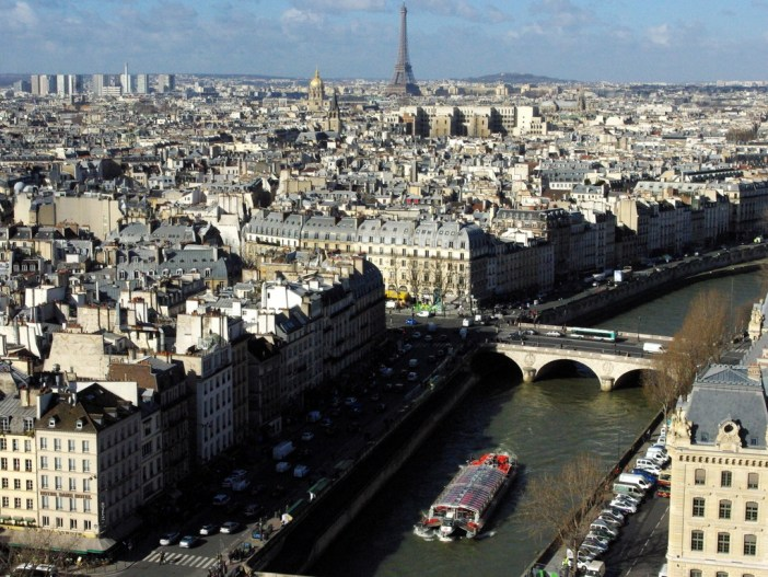 View from the towers of Notre-Dame, Paris © French Moments