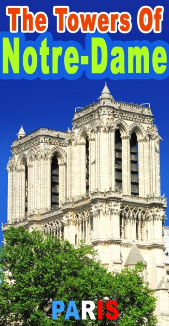 Discover the Towers of Notre-Dame, Paris © French Moments