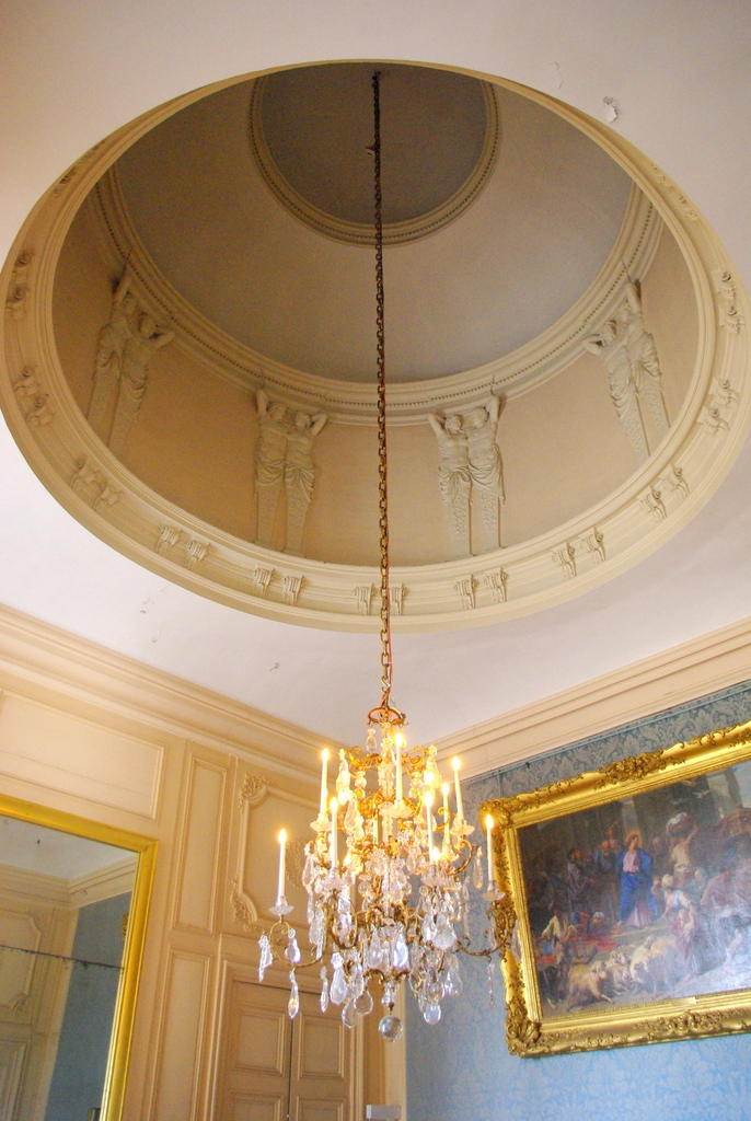 Chateau Maisons Laffitte Interior 37 copyright French Moments