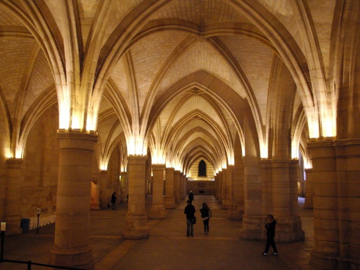 Salle des Gens d'Armes © French Moments